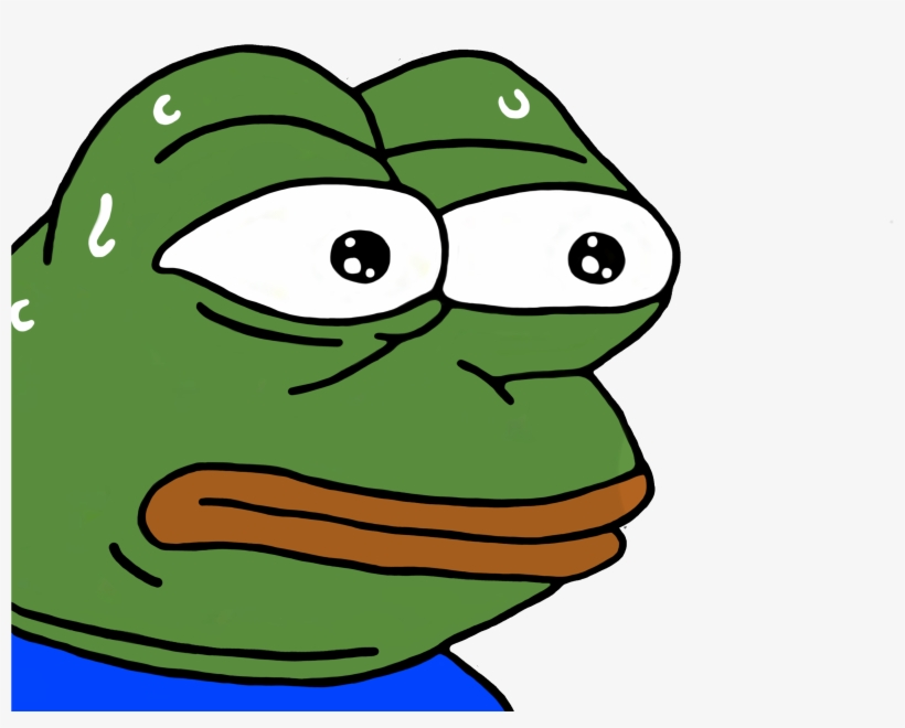 Transparent Twitch Emote Monkas - Pepe Monkas Transparent PNG