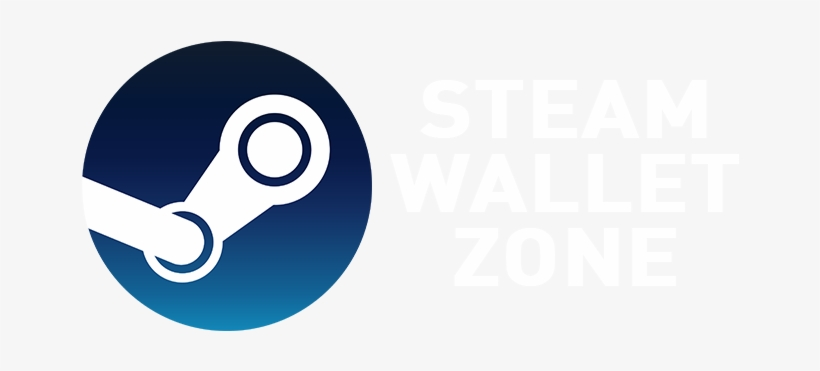 Free Steam Wallet Codes - Steam Wallet Logo Transparent PNG
