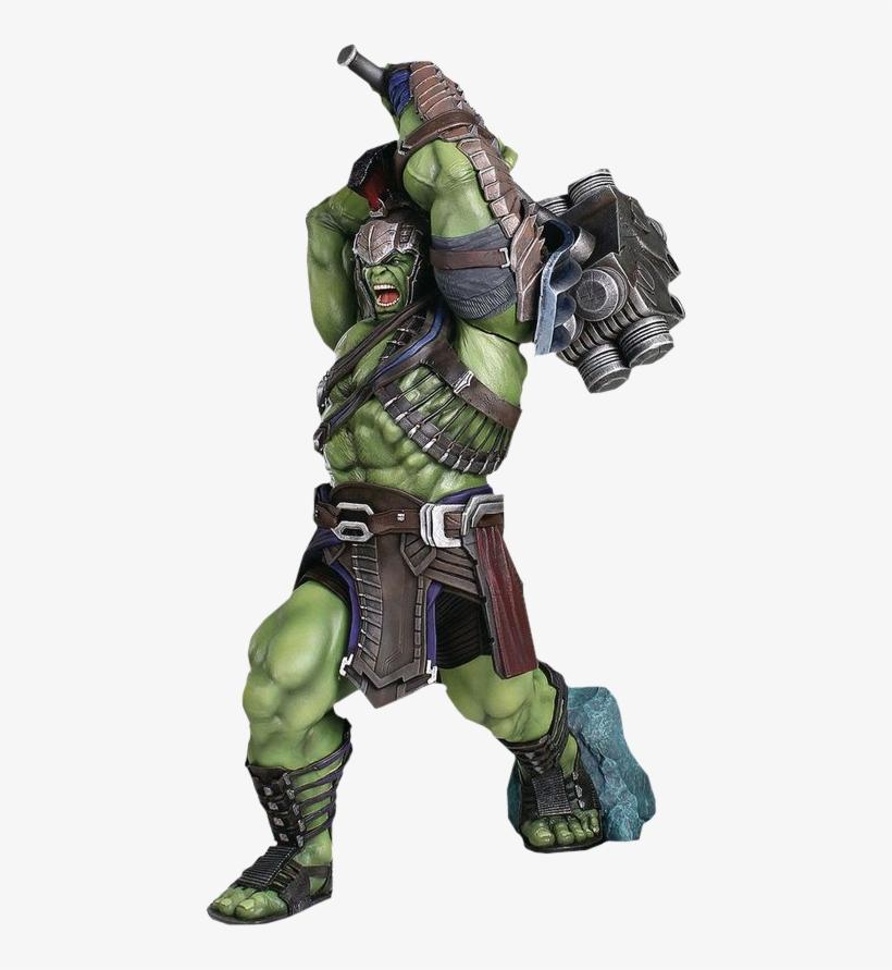 Thor Gentle Giant Hulk Ragnarok Transparent Png 442x811