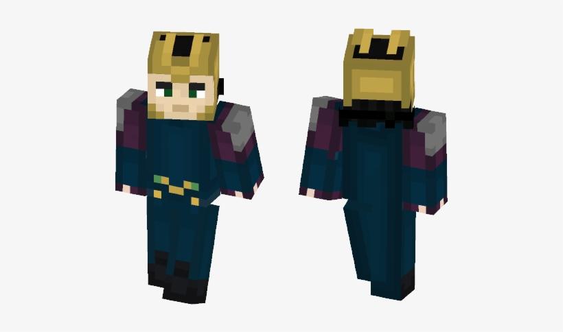 Loki Thor Ragnarok Lil Uzi Vert Minecraft Skin Transparent Png