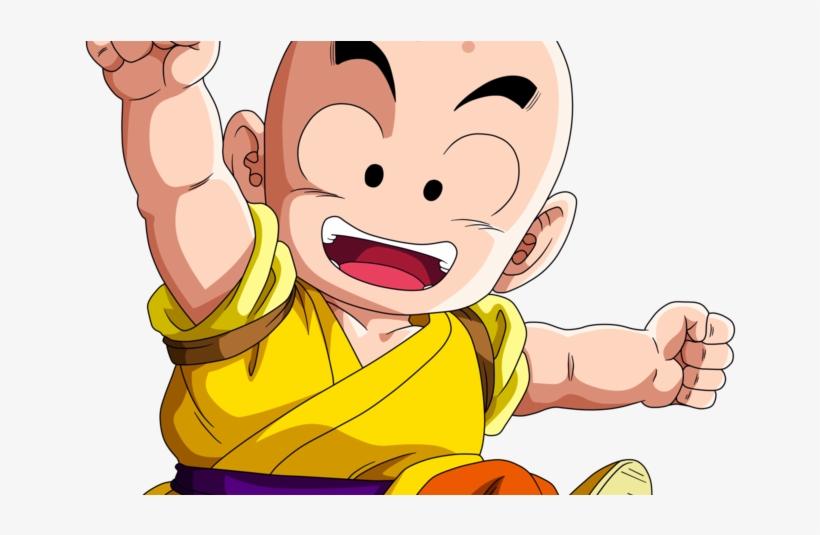 Dragon Ball Kid Krillin Transparent Png 866x454 Free