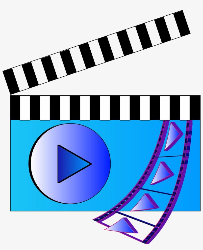 Cinema Film Icon Video Png Image Imagenes De Icono De Video