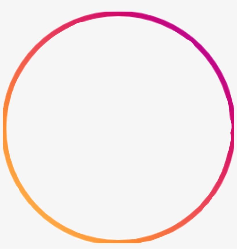 Instagram Circle Instagramstories - Как Нарисовать Большой
