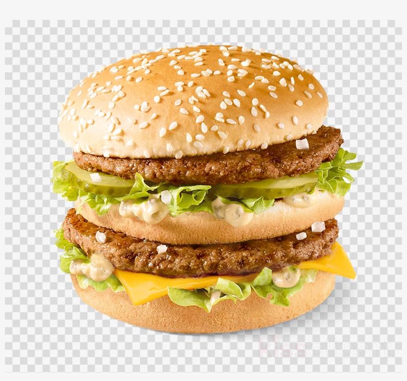 Mcdonalds Big Mac Png Clipart Mcdonald's Big Mac Hamburger ...