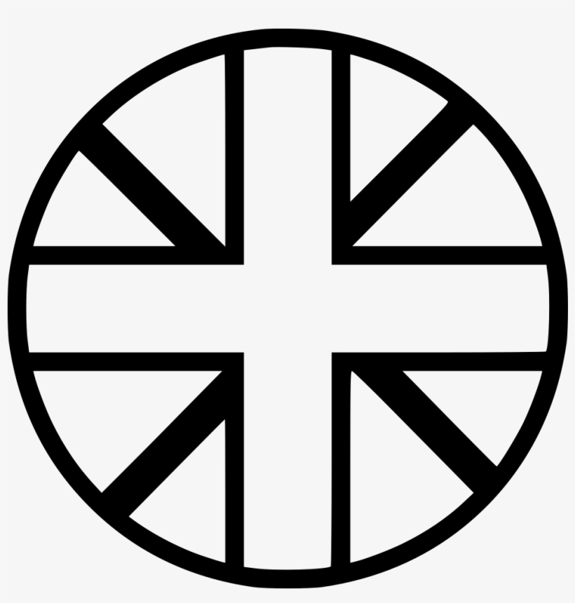 b35233a62434 Png File - Uk Flag Icon Black And White Transparent PNG - 981x982 ...