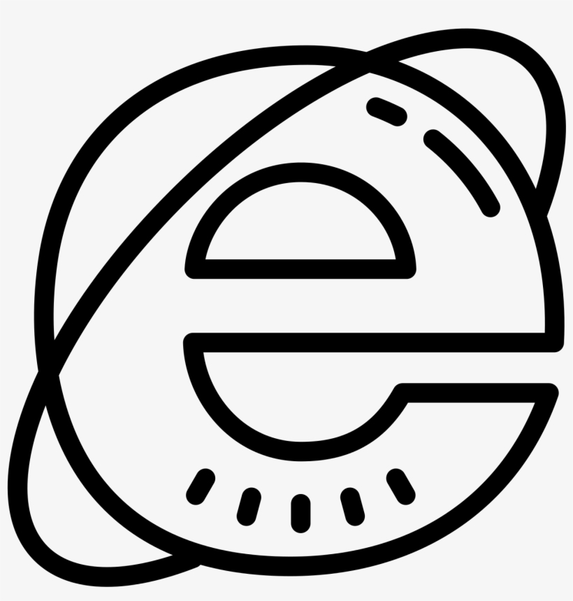 Internet Explorer 10 Icon Png - Internet Explorer Transparent PNG