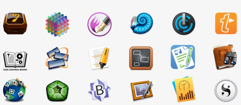Great Deals On Pro Mac Apps And Books [sponsor] - World Icon