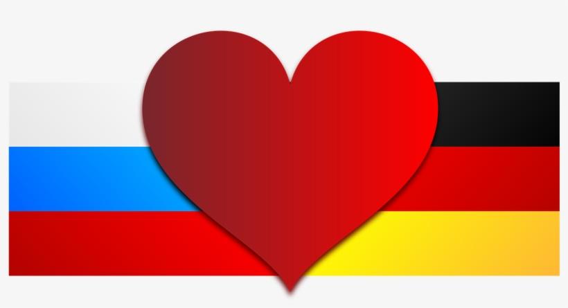 Флаг германии и россии картинка
