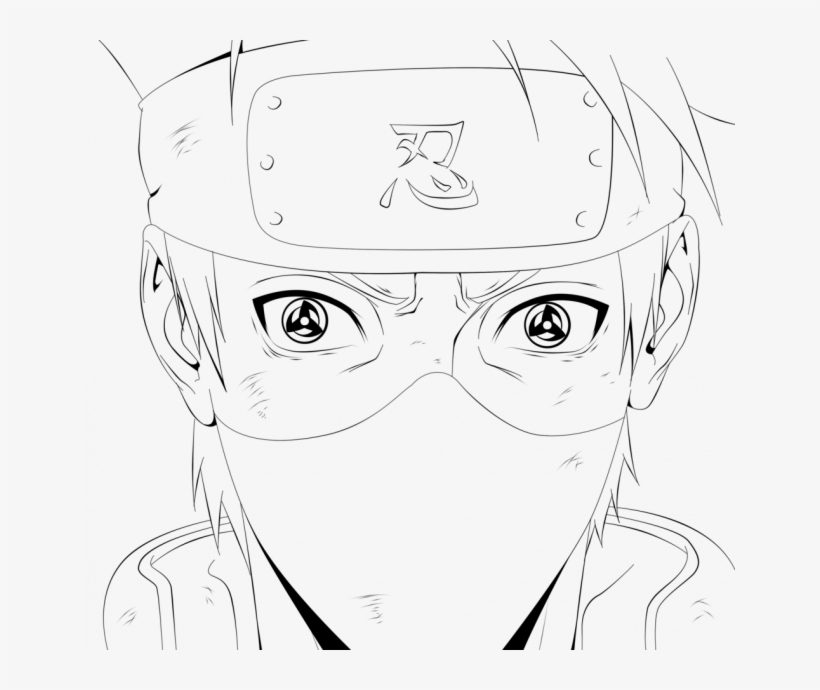 Naruto to print for free - Naruto Kids Coloring Pages | 690x820