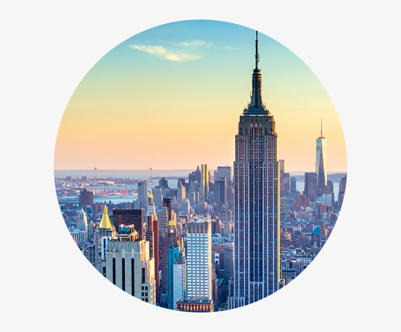 New York City New York Skyline Hd Transparent Png 600x600 Free Download On Nicepng