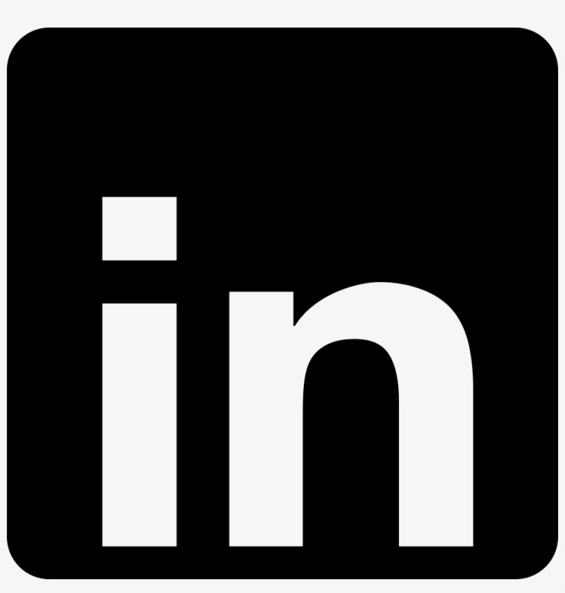 Linkedin Logo Png Linked In Icon Svg Transparent Png 980x980