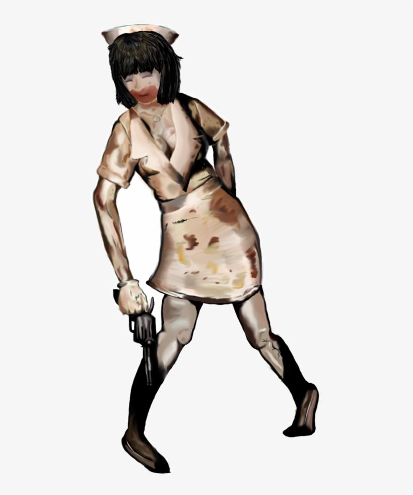 Shade Cramer Kosplej Igry Silent Hill 3 Nurse Silent Hill 3