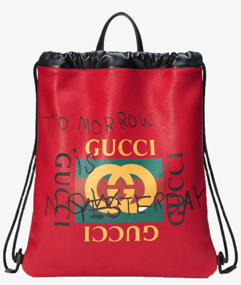 31a3eae10ad Gucci Coco Capitan Logo Backpack