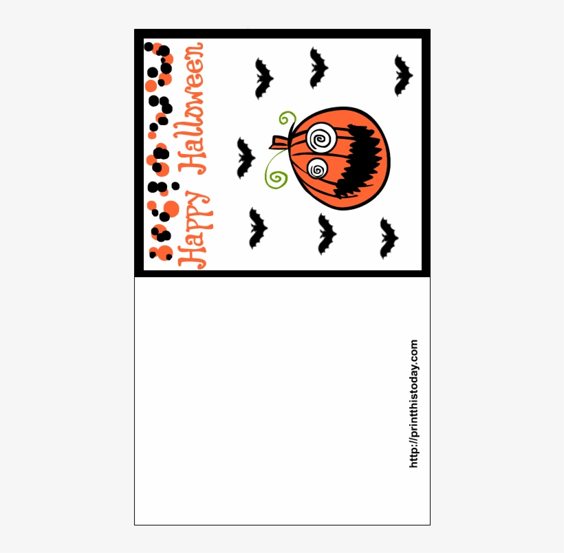 photograph about Halloween Birthday Cards Free Printable named Retail store Previously - Delighted Halloween Birthday Printable Card