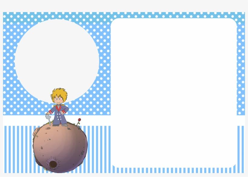 Pequeno Principe Smurf Party Invitation Templates Transparent