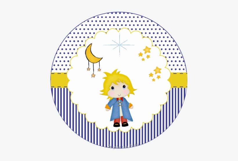 Pequeno Principe Kit Festa Infantil Gratis Para Imprimir Rotulo