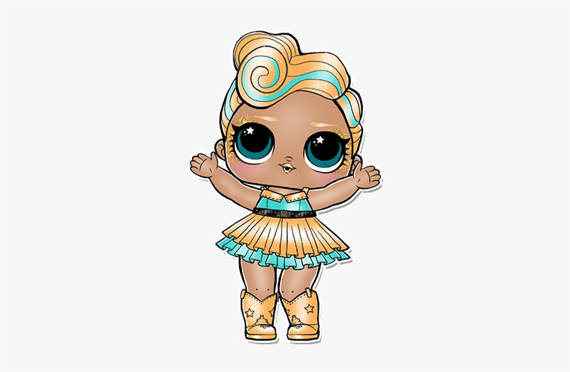 Lol Surprise Series 2 Tots 2 005 Luxe Lol Surprise Doll Luxe Transparent Png 403x550 Free Download On Nicepng
