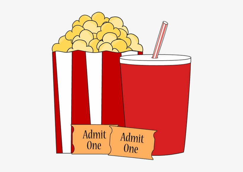 Movie Popcorn And Drink Clip Art Movie Theme Clip Art Transparent Png 470x500 Free Download On Nicepng
