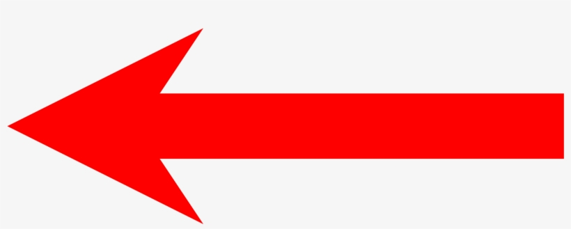 Red Arrow Icon Png Transparent PNG