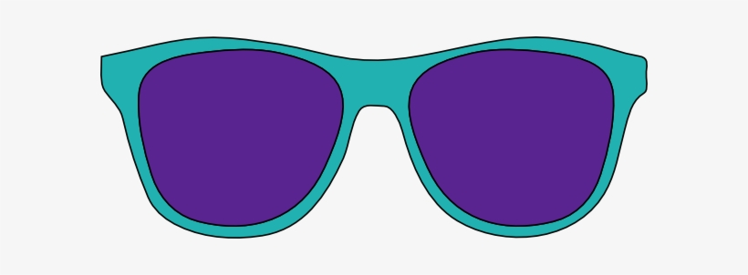 Beach sunglasses. Clipart summer clip art