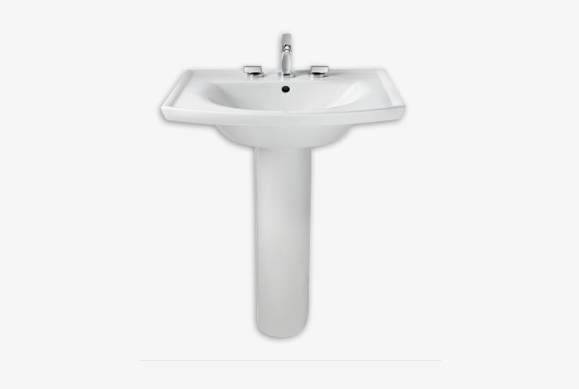 American Standard Tropic American Standard Ravenna Pedestal Sink