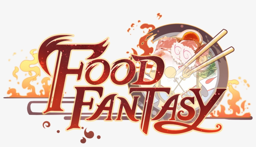 Logo完稿 Food Fantasy Game Logo Transparent Png 1694x893 Free Download On Nicepng