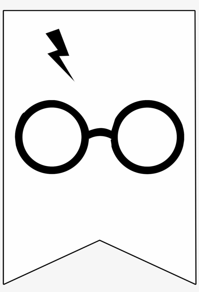 Glasses Lightning Bolt