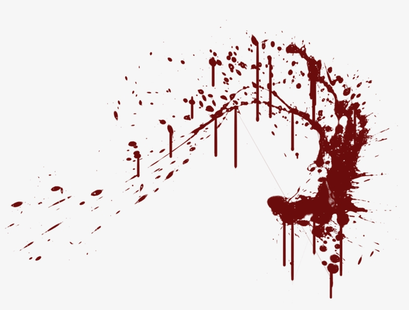 Cartoon Blood Splatter PNG & Download Transparent Cartoon Blood