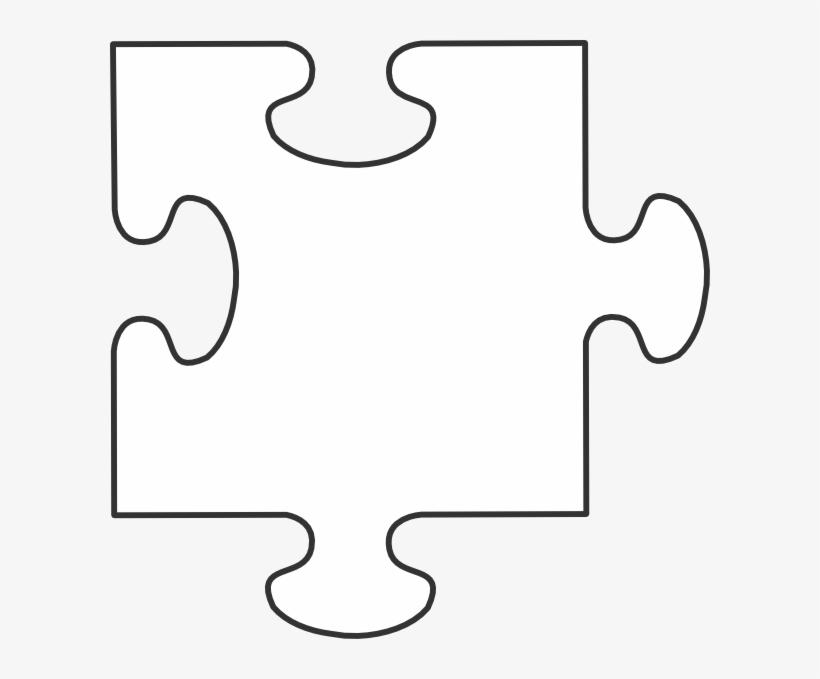 Large Blank Puzzle Pieces - Puzzle Piece Transparent PNG ...