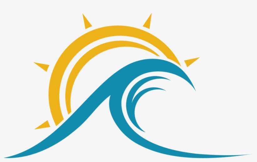 Wave, Sun - Graphic Design Transparent PNG - 1000x688 ...