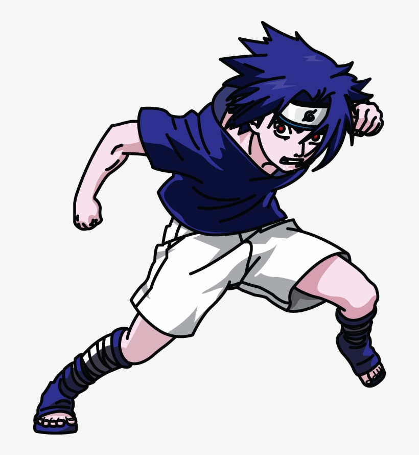 How To Draw Sasuke Uchiha From Naruto Anime Manga Easy Draw Manga Sasuke Easy Transparent Png 720x1280 Free Download On Nicepng