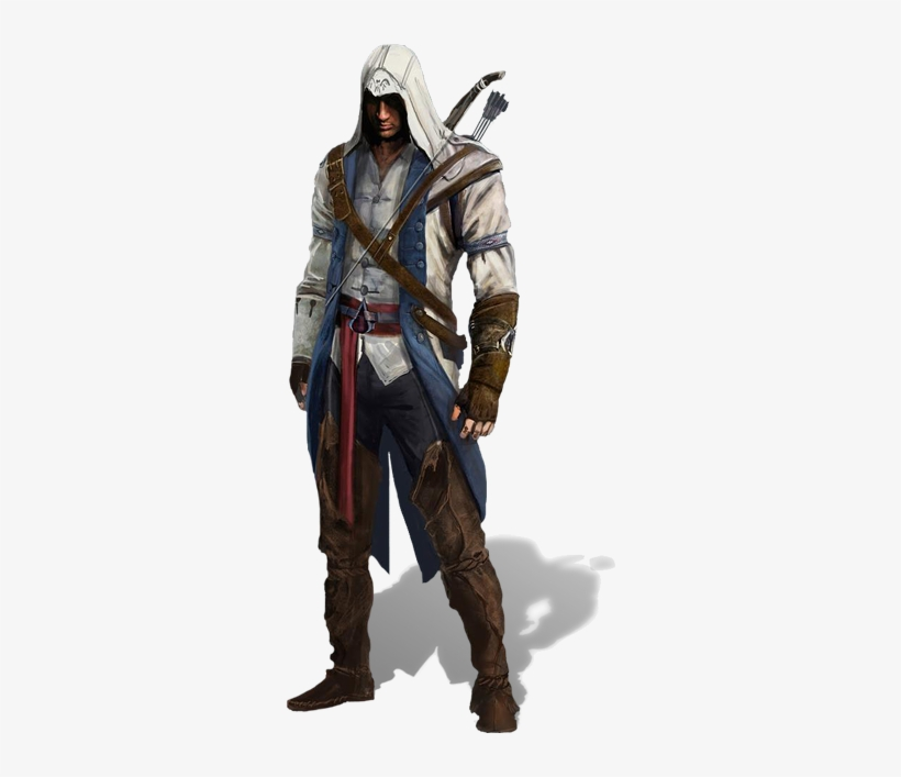 Dr Overview Assassin S Creed Connor Png Transparent Png