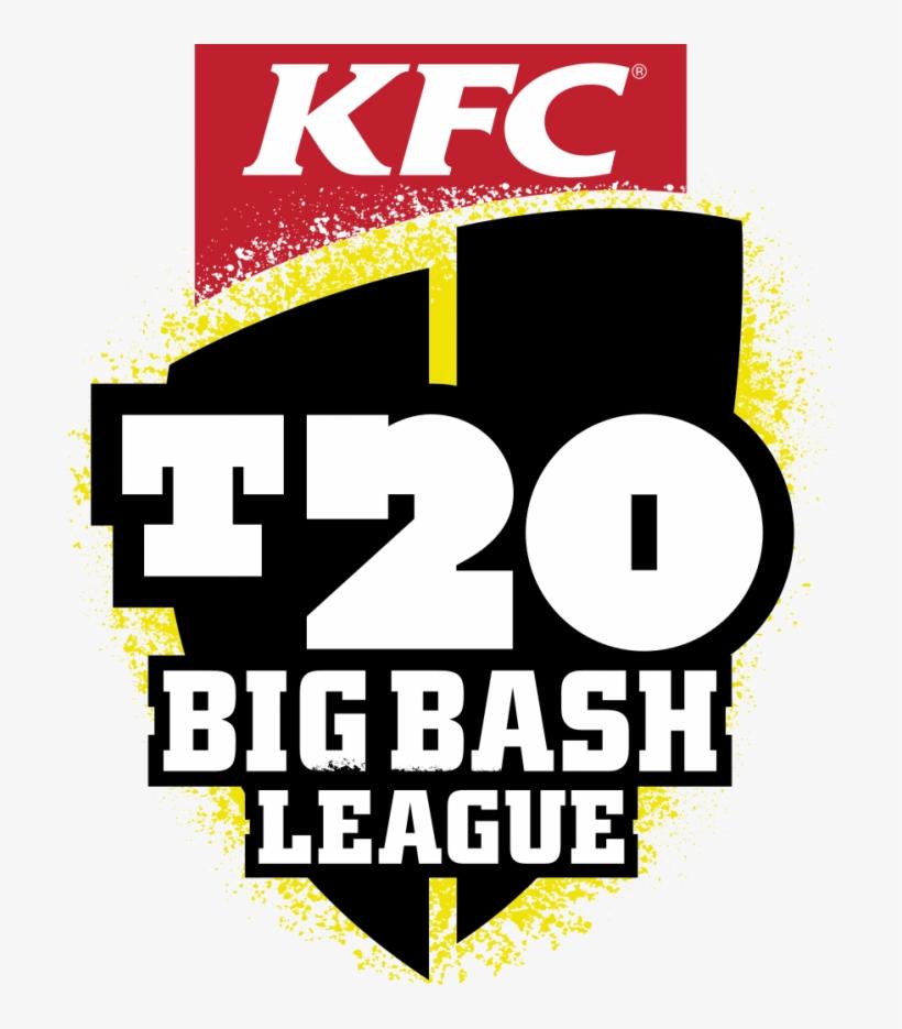 Kfc Bbl Logo - Big Bash Logo Png Transparent PNG - 700x855