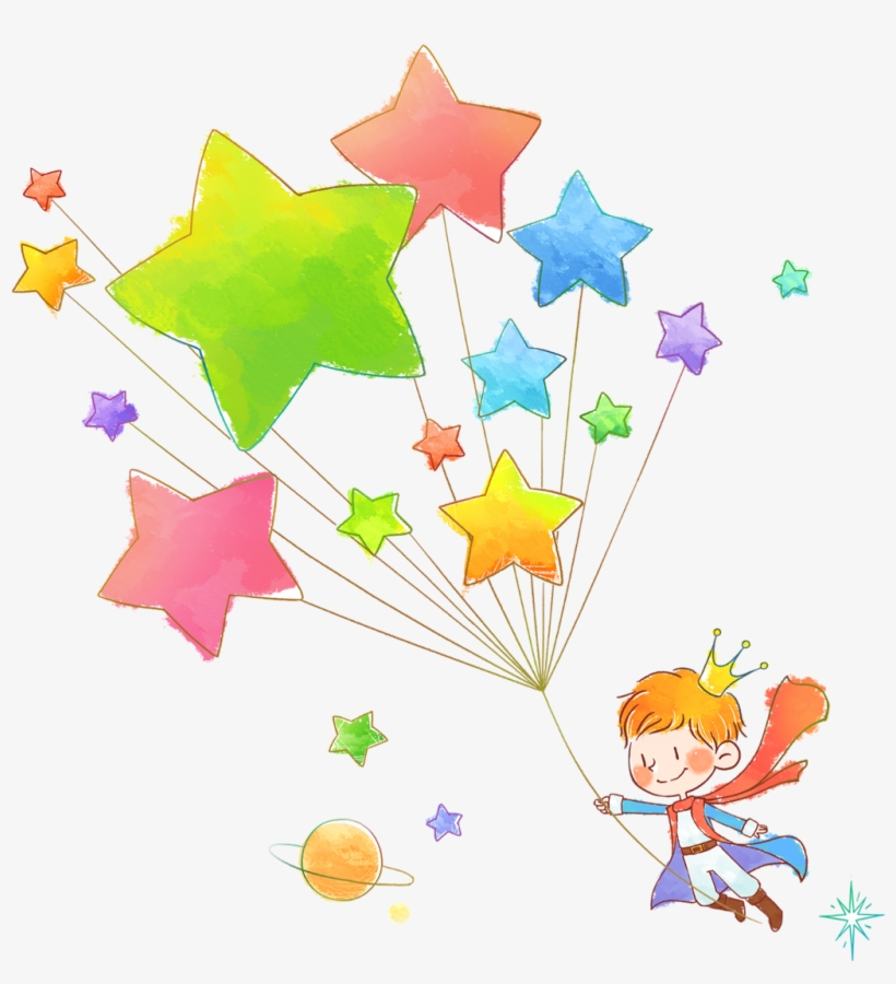 Littleprince Planet Prince Crown Star Balloons Balloon Cartoon Transparent Png 1024x1074 Free Download On Nicepng Mature audiences ages 17+ recommended. littleprince planet prince crown star