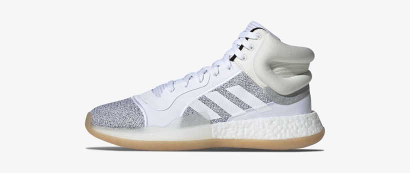 Mens Adidas Marquee Boost Basketball Shoes Transparent PNG