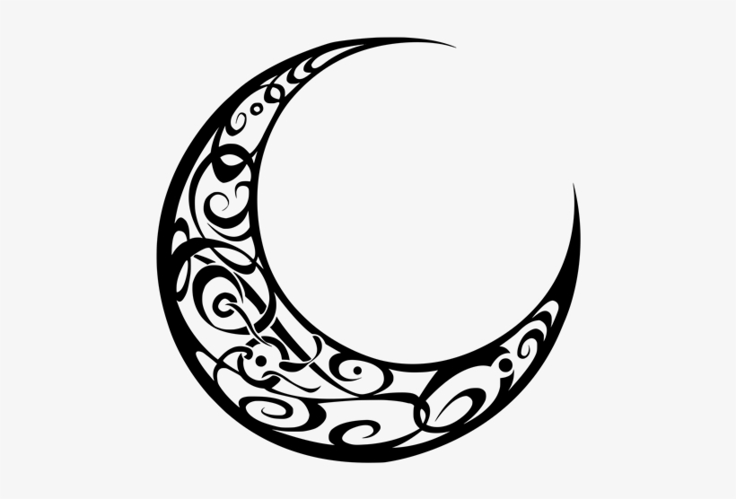 3be0523d0 Cresent Moon Drawing At Getdrawings - Crescent Moon Henna ...