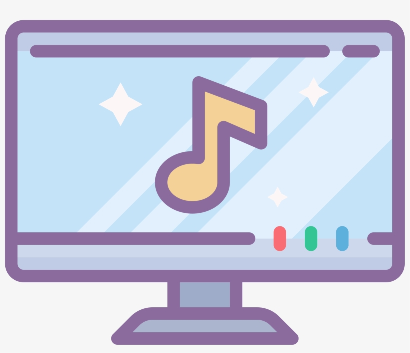 Music Video Icon Transparent Png 1600x1600 Free Download On Nicepng
