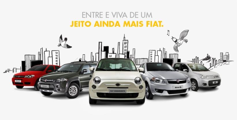 Planos Consórcio Fiat - Consorcio Nacional Fiat Png Transparent ...