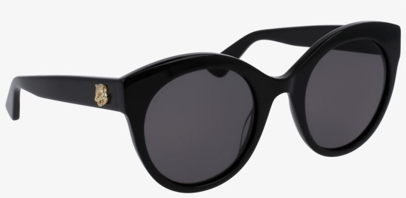 434dcbde8aa Gucci Glasses Png - Gucci Sunglasses 2017 Black Transparent PNG ...
