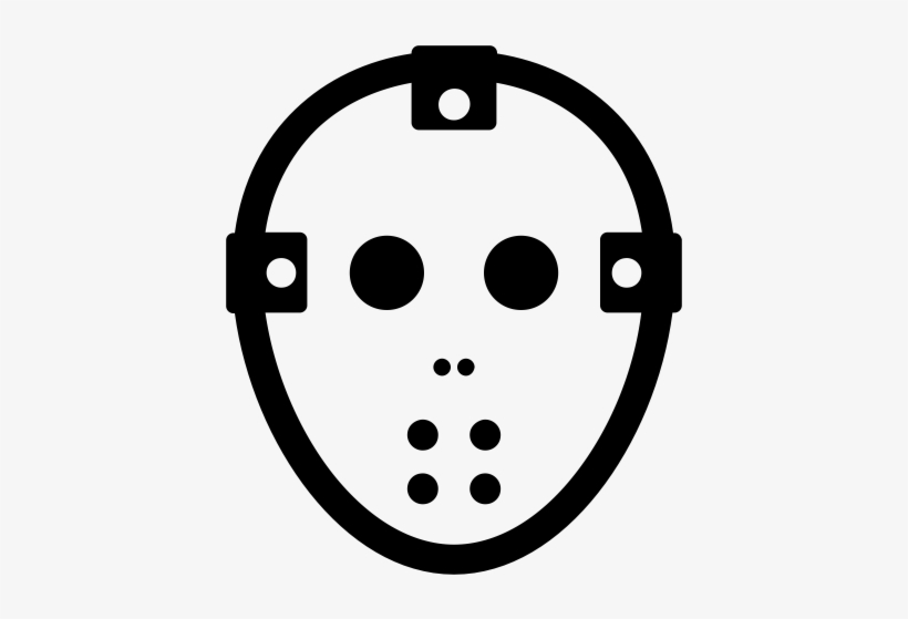 Hockey Mask Jason Icon Transparent Png 600x600 Free Download On Nicepng