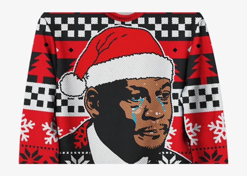 The Crying Mj Christmas Sweater Is Real And Its Available Michael