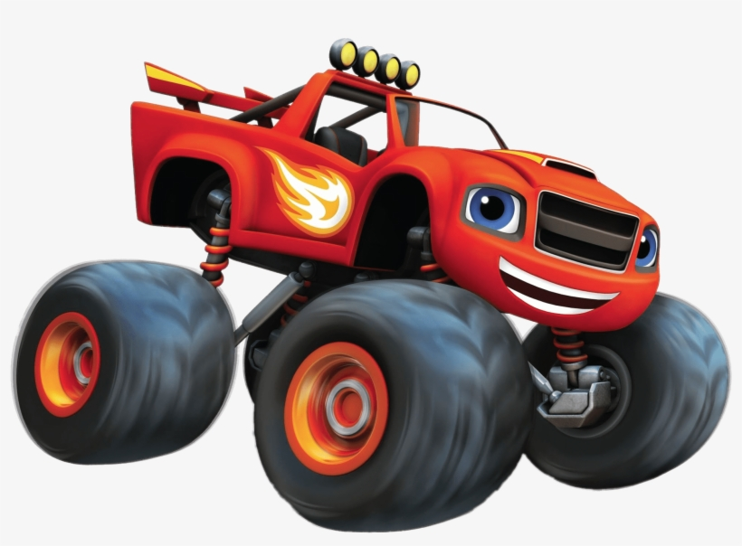 Blaze And The Monster Machines Blaze And The Monster Machine