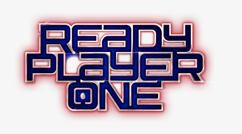 Ready Player One Ready Player One Logo Transparent Png 824x513 Free Download On Nicepng