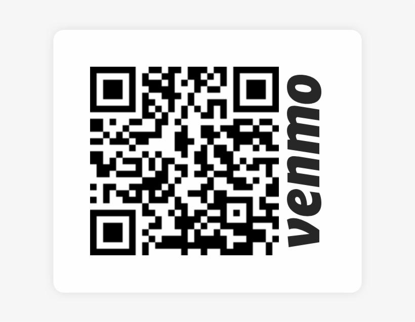 Venmo Qr Code Rick Roll Qr Code Throw Blanket Transparent Png