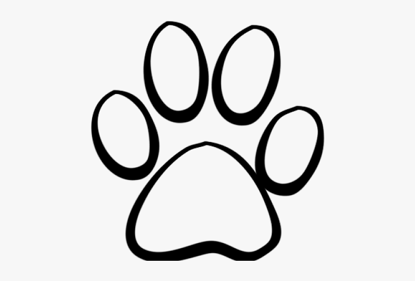 Cat Paw Prints Clip Art Kentb Black And White Paw Print Clipart Transparent Png 486x486 Free Download On Nicepng Paw vector foot trail print of cat paw dog puppy cat vector print animal isolated on white background. cat paw prints clip art kentb black