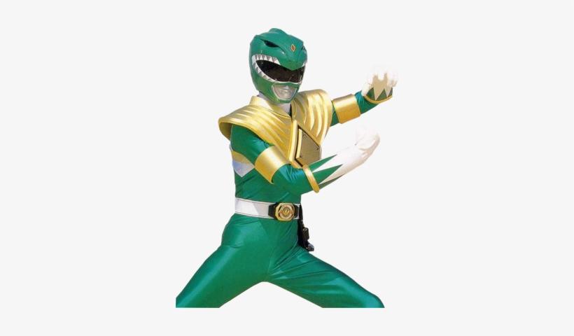 Power Rangers 1995 Power Rangers Series Power Rangers Green
