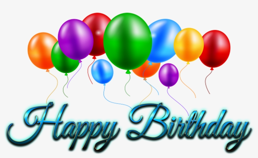 Happy Birthday Hd Png Photos