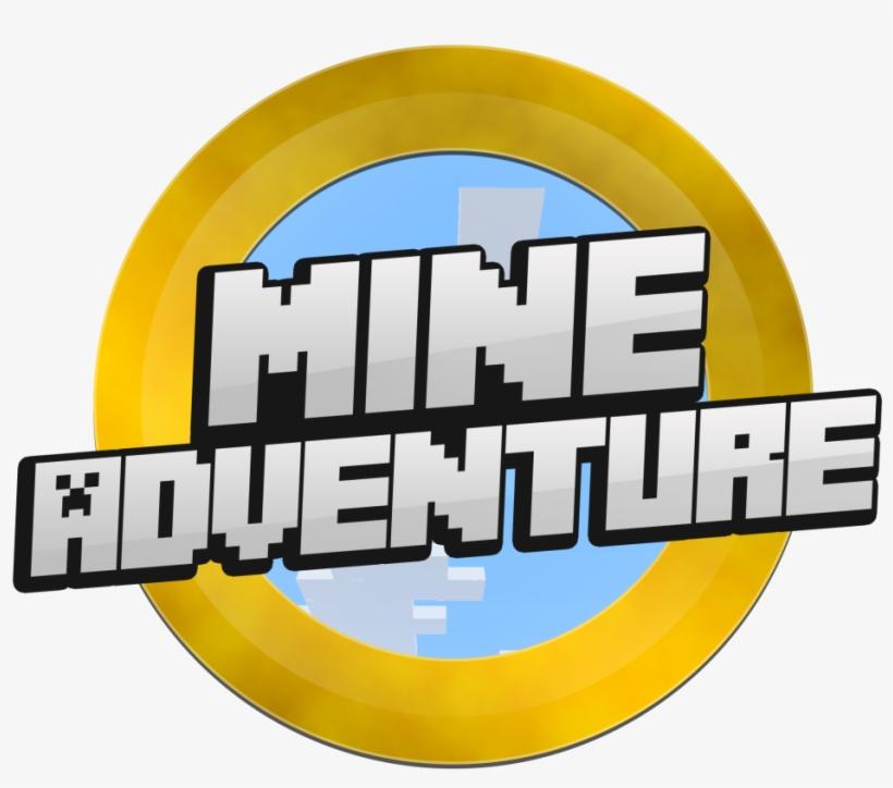 5 Images Of Minecraft Logo Maker Mineadventure Transparent Png