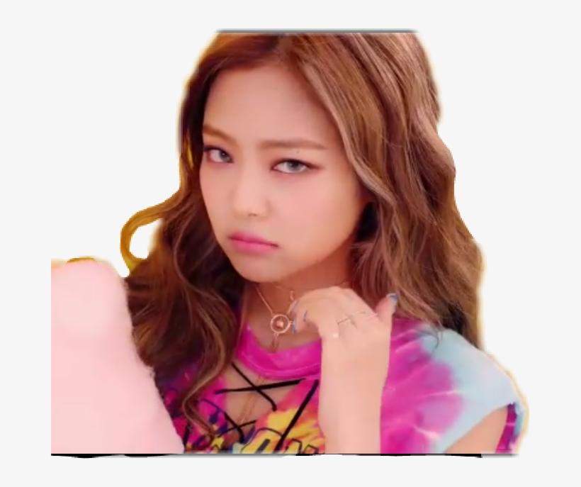 Jennieblackpink Jennie Blackpink Kpop Cool Pink Sugar