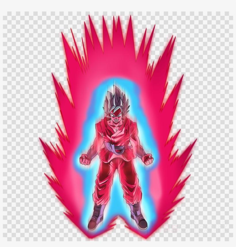 Goku Super Saiyan Blue Kaioken X10 Clipart Goku Frieza